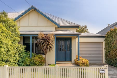 Geelong West Town House