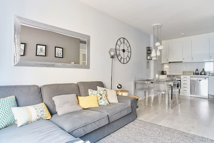 Modern apartment in Sant Cugat del Vallés