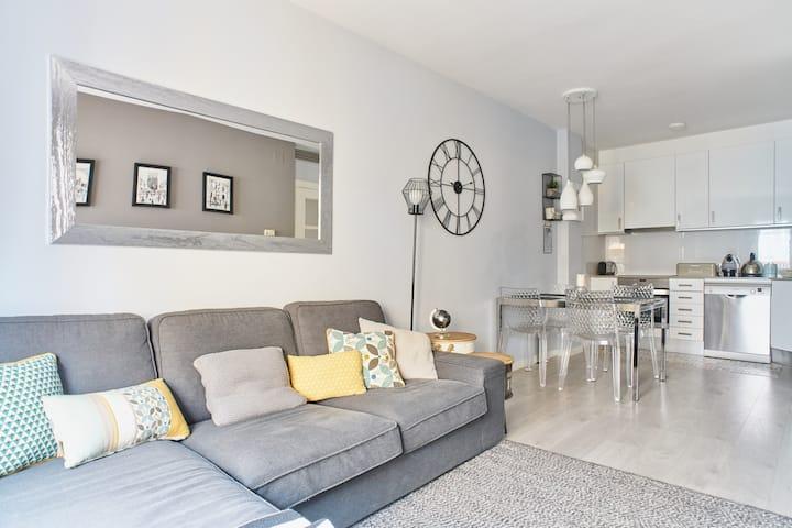 Modern apartment in Sant Cugat del Vallés