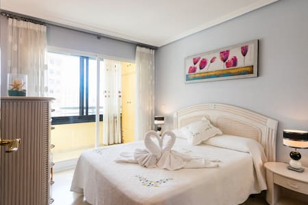 Charming apartment in Levante beach