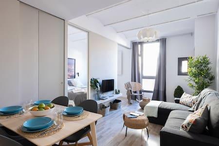 Sagrada Familia brand new flat