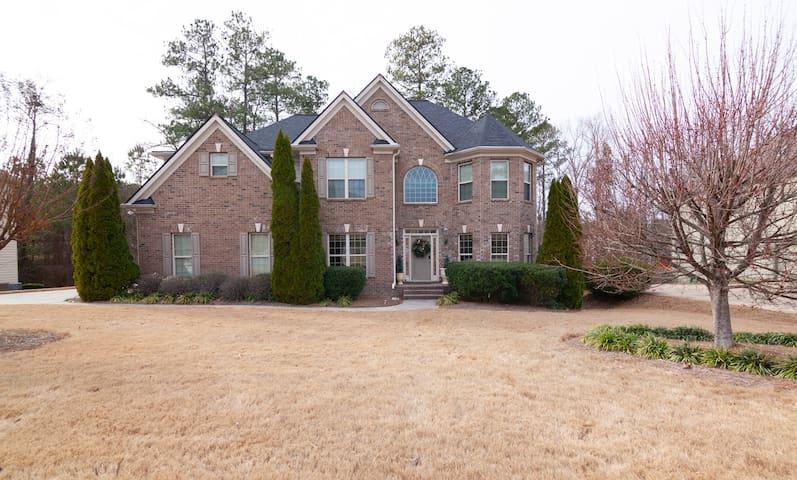 Luxury Home in Upscale Neighborhood