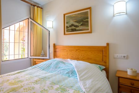 Chambre privée 150 de la plage et toutes activités