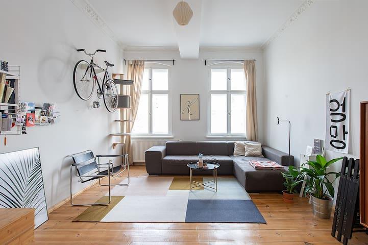 Cozy and central room in Kreuzberg