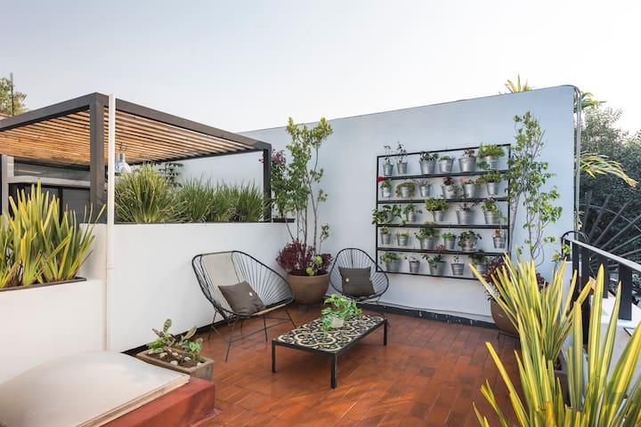 Loft Terrace