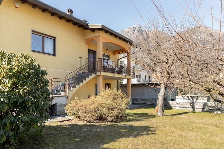 Cosy apartment in Domodossola