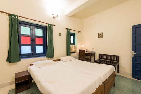 Standard Room · Budget room in old/walled Jaipur, Haveli Stay
