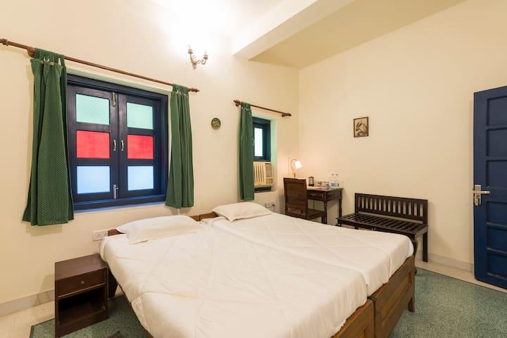 Standard Room · Budget room in old/walled Jaipur, Haveli Stay