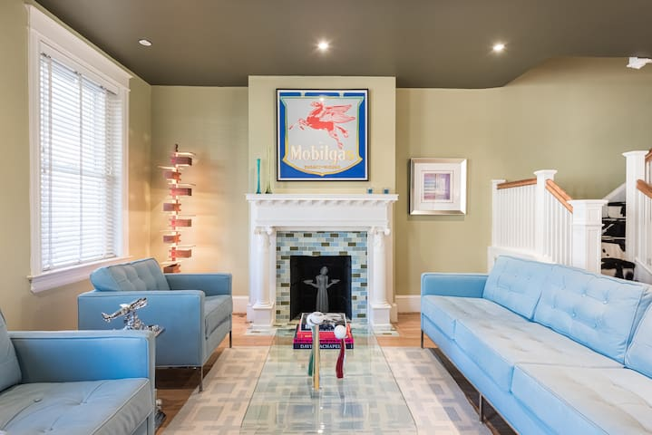 A Tranquil Oasis in Heart of Historic Mt. Pleasant