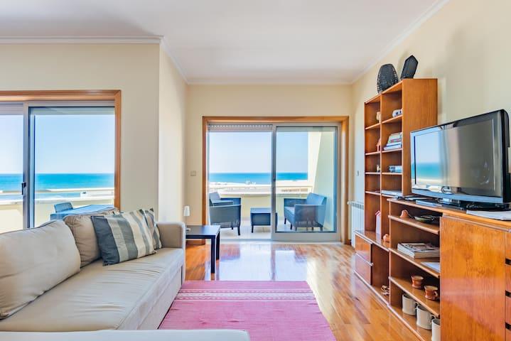 Lion's beach house