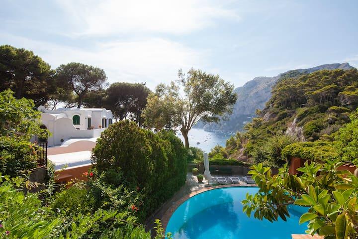 Villa Cavallo Marino