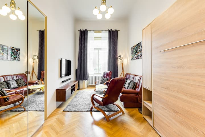 Cosy apartment in Prague 1 - Wenceslas Square