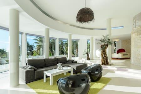 Breathtaking SeaView Luxury Villa CalaTarida IBIZA