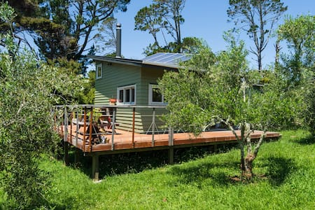 Matakana Vineyard Eco Cabin