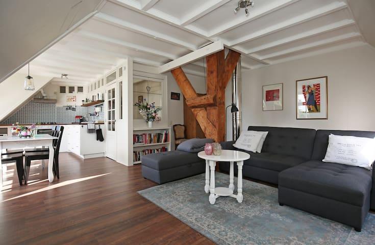 Classic Farmhouse Apartment near Amsterdam