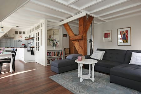 Classic Farmhouse Apartment near Amsterdam