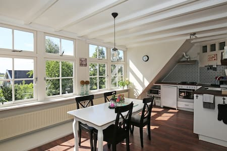 Farmhouse Apartment near Amsterdam