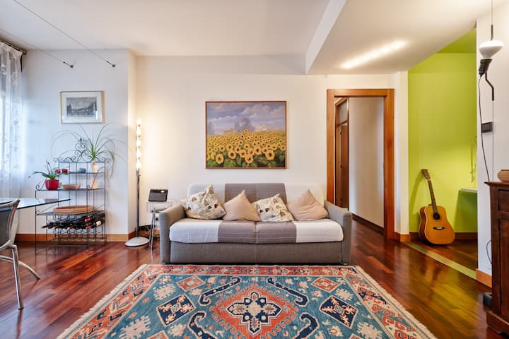Cozy apartment in Treviso (closed to Venice)