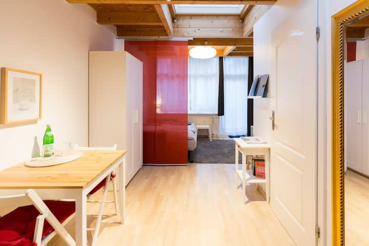 Apartment Wilhelmstr. for up to 3 people