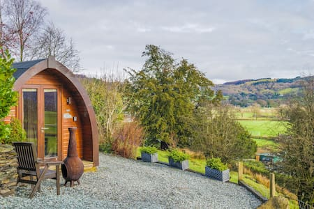 Pod Cottage, Howe Farm, Coniston -PEACEFUL HEAVEN!