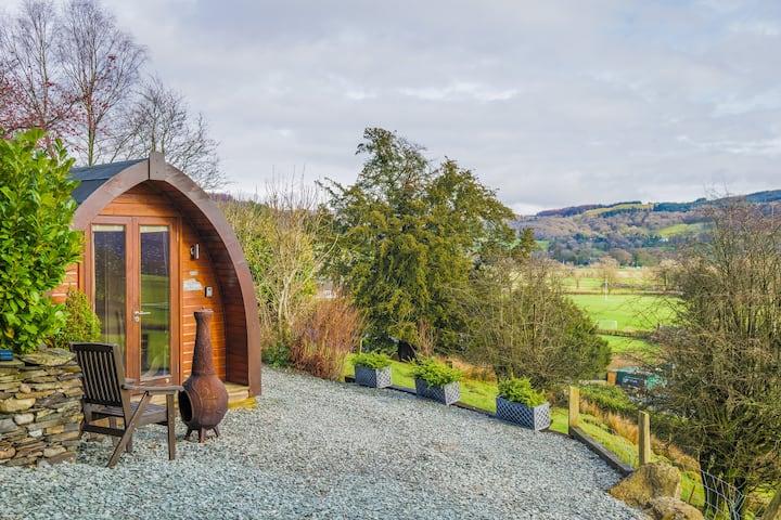 Pod Cottage, Howe Farm, Coniston -PEACEFUL HEAVEN!