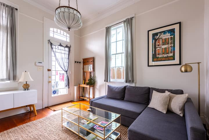 Adorable apartment - Marigny Neighborhood