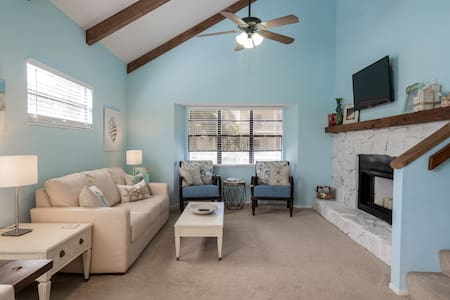 Beach Bungalow with Southern Charm - BEACH OPEN!