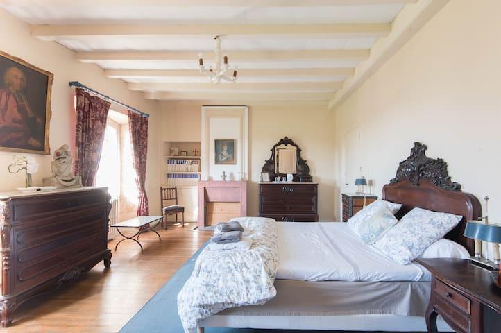 Chambre Bâtonnier au château des Arras