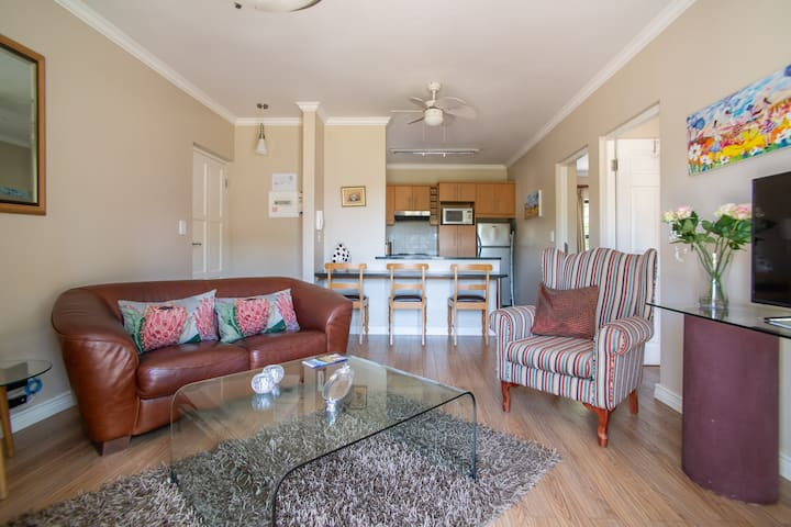 Minette Suite Stellenbosch, an excellent stay