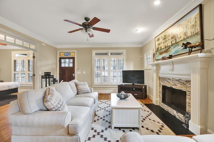 Spacious & Beautiful Home in Quiet Neighborhood