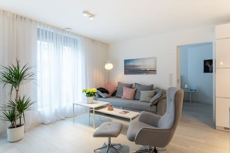 Stylish Luxe Apart in City Center with parking