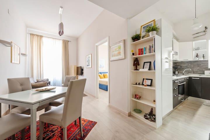 New! Charming flat near Termini