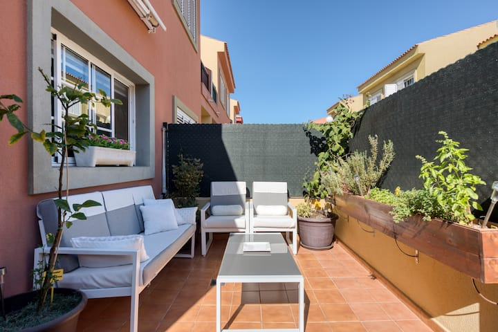 Isabel: Lovely home in Meloneras fully equipped