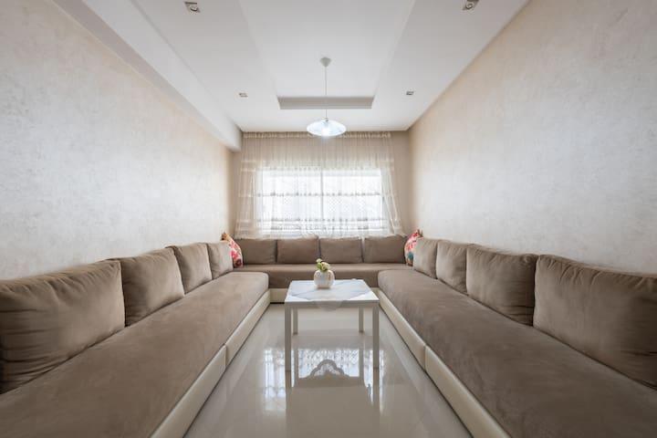 Spacious, calm, clean Appartment