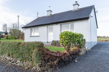 Traditional cottage in the heart of rural Ireland