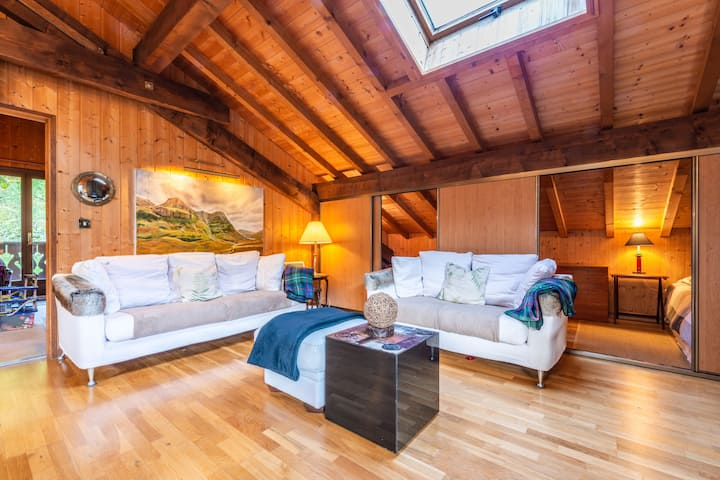 Farmhouse Loft Apartment