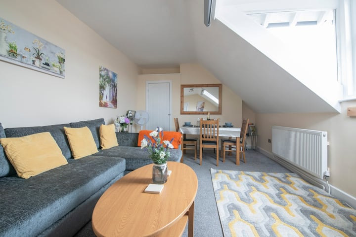 luxury apartment - 5 minutes to city centre