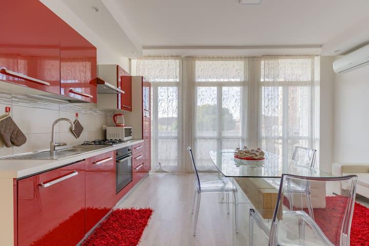 Residenza Asia-intero appartamento