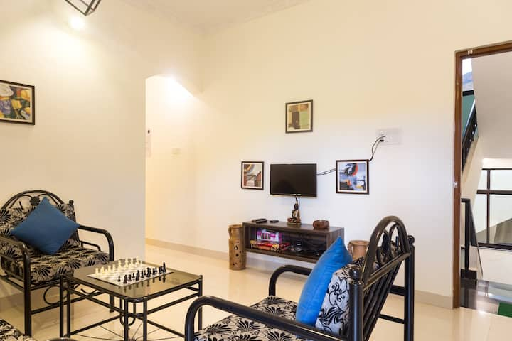 ASTER - Turquoise Tree Homestays - Candolim