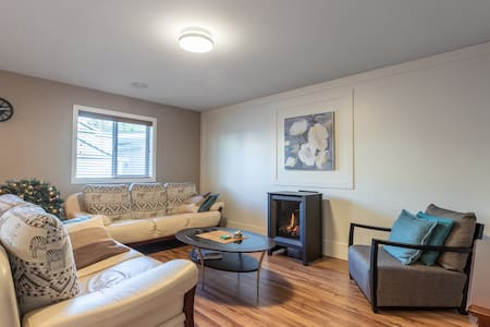 Private suite with all amenities in quiet area