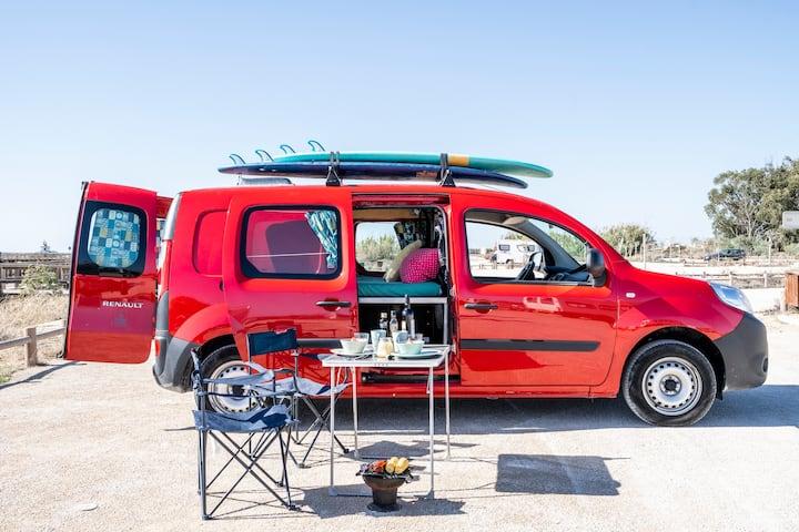 Mini-campervan: Mediterranean Ocean Camper®