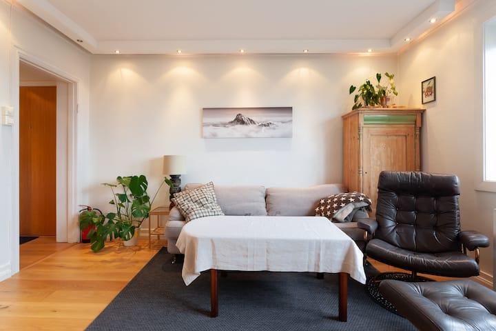 Practical apartment near city center Oslo