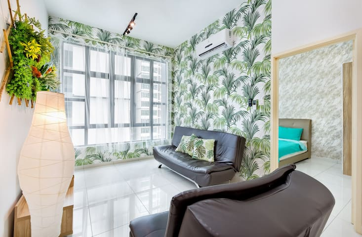 COZY D Summit 2 Bedrooms @ 【FREE 100mbps WIFI】