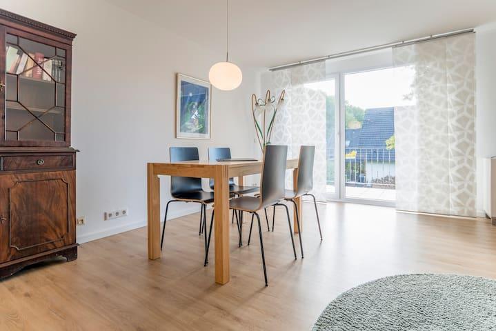 Modern & günstig, 4 Zimmer nahe Düsseldorf