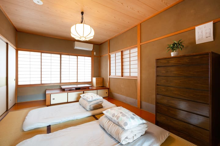Chartered House Near Toji/15 min walk Kyoto Sta.