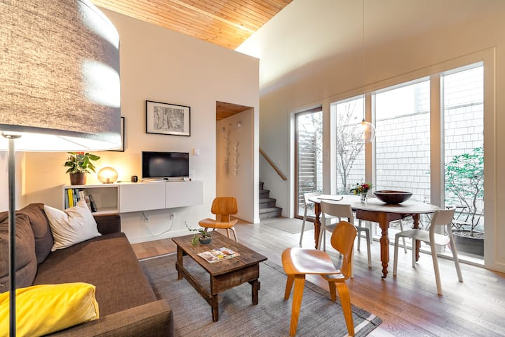 Architect-designed house in SE Portland's MtTabor