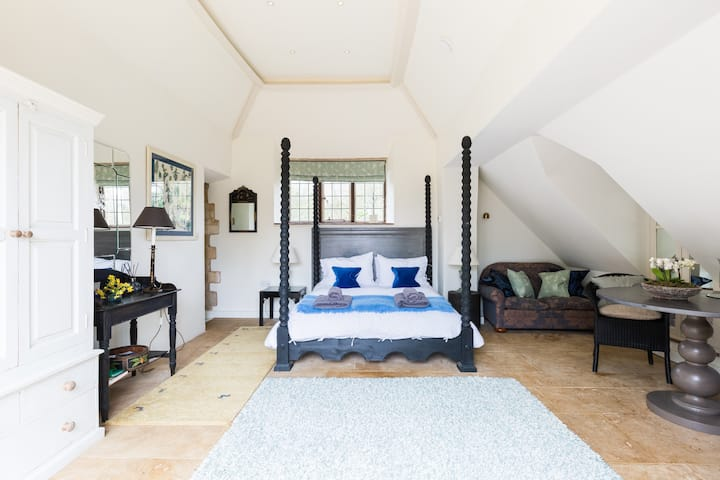 Boutique Cotswold bolt hole - Ford Manor Cottage