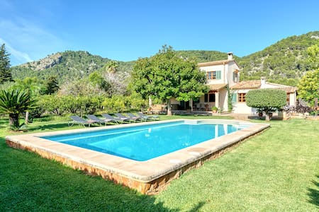 Charming villa in Pollença