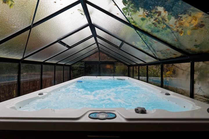 """Cabourg Mini Resort & Spa """"Griotte et Cocoon"""""""