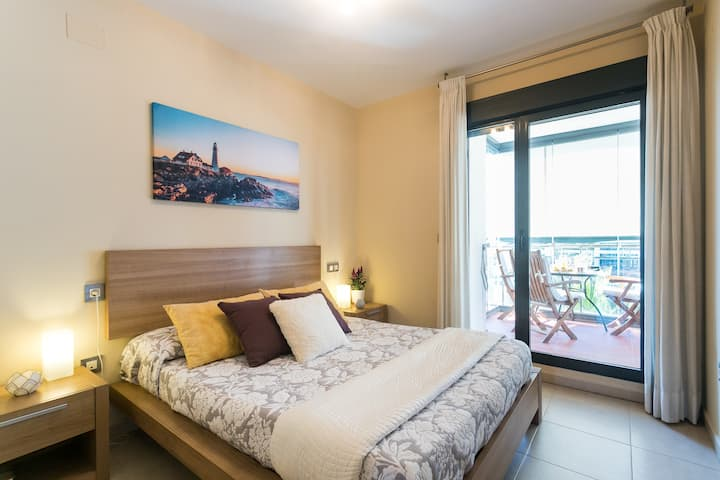 Nice apartement near the beach